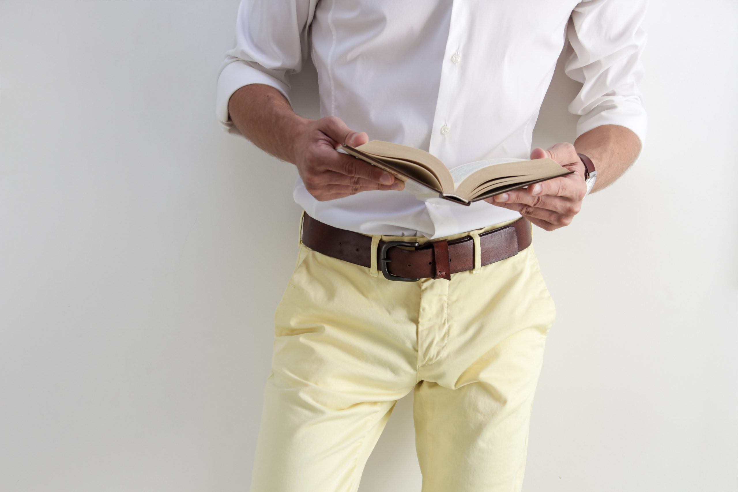Jak znaleźć uniwersalny pasek do spodni?